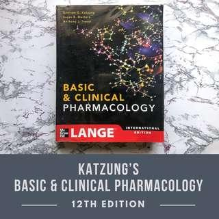 Katzung Basic and Clinical Pharmacology (12th Edition)