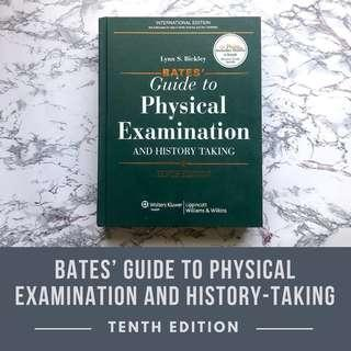 Bates' Guide to Physical Examination and History-Taking (10th Edition)