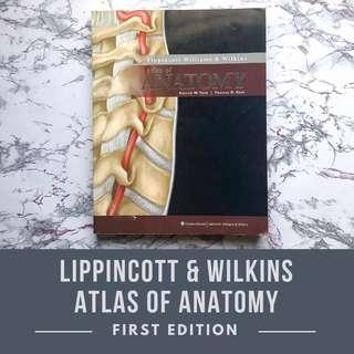 Lippincott & Wilkins Atlas of Anatomy (1st Edition)