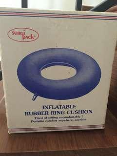 🚚 Brand New Sealed Box - Inflatable Rubber Ring Cushion