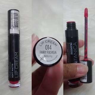 Mineral Botanica Lip Cream 14