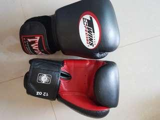 Twin Special 12 oz Muay Thai Gloves