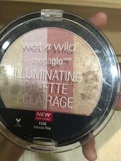 Highlighter by Wet n wild 85%