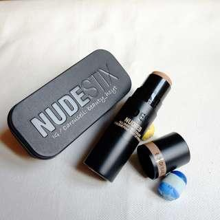 Nudestix Nudies All Over Face Color Matte 修容棒 (Colour: Bondi Bae)