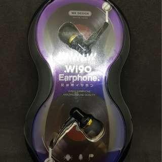WK Design Wi90 Wired In-Ear Earphone #RHD80 #MakeSpaceForLove