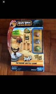 Angry Birds Star Wars  (Tatooine Battle Game)
