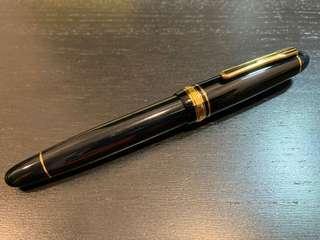 Platinum President 18kt Fountain Pen - Coarse Nib