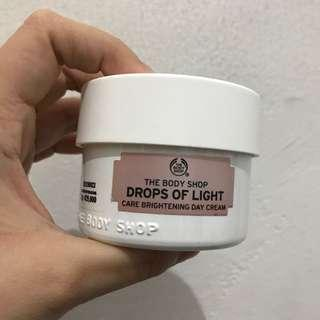 Body shop drops of light