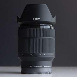 Sony FE 28-70mm (2870) | Near Mint New