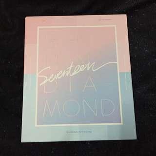 [WTS] SEVENTEEN DIAMOND EDGE CONCERT DVD