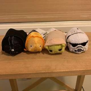 Disney Star Wars Tsum Tsum