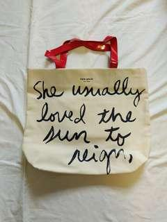 Kate Spade Bon Mot Shopper Tote Bag
