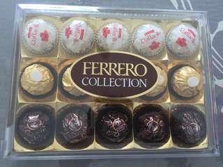 🚚 Ferrero Collection Chocolate (15 pcs)