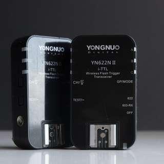 Yongnuo YN622N II (YN622N-II) | Nikon Mount