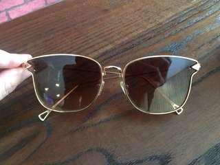 Sunglasses Fendi Gradasi Brown