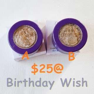 [瑕疵品] Colourpop Super Shock Shadow 眼影 (Birthday Wish)