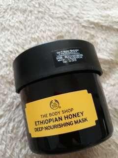 Masker Wajah British Rose Mask The Body Shop