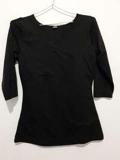 Kaos hitam new