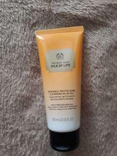 Oils Of Life The Body Shop Face Wash