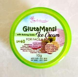 Glutamansi Ice cream