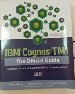 🚚 IBM cognos TM1