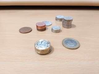 英鎊硬幣£9.69