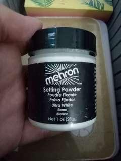 ORI USA Mehron Setting Powder