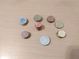 歐羅硬幣€13.1