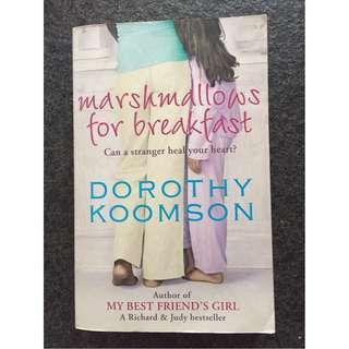 Marshmallows for Breakfast - Dorothy Koomson