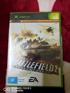Xbox battlefield 2 modern combat