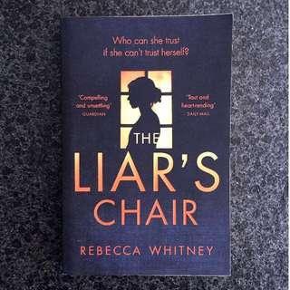 The Liar's Chair - Rebecca Whitney
