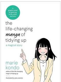 🚚 The Life Changing Manga of Tidying Up