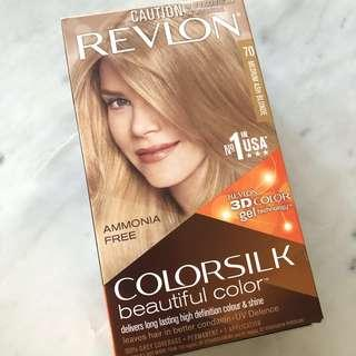 BRAND NEW REVLON COLORSILK 70 MEDIUM ASH BLONDE