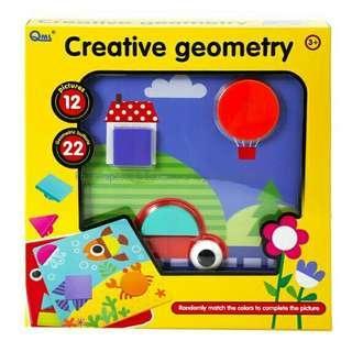 Creative Geometry Art