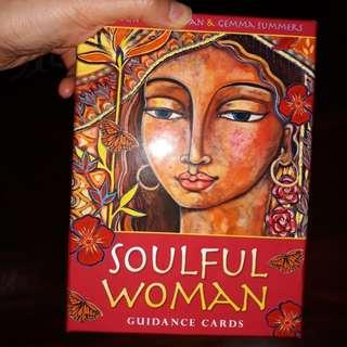 🚚 Soulful Woman Oracle Deck