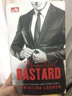 #sharethelove novel Beautiful Bastard