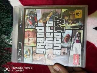 Ps3 Games gta 4
