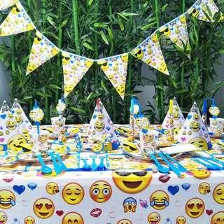 Emoji Party Supplies 🎈 |PO|