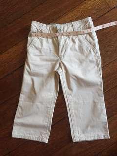 Maong and khaki pants for boys