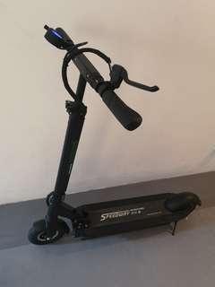 Speedway Mini 3 e-scooter (<10km mileage)