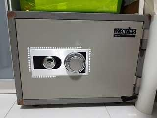 Morries Fire Resistant safe box