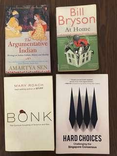 Assorted Non-Fiction