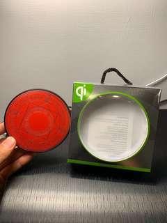 🚚 Qi 魔法陣無線充電盤