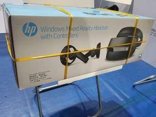 全新HP Mixed reality headset with controllers