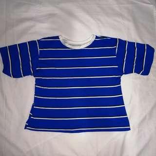 Stripped Shirt Oversize