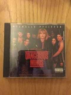 Dangerous Minds | Soundtrack | CD |  US Edition 🇺🇸