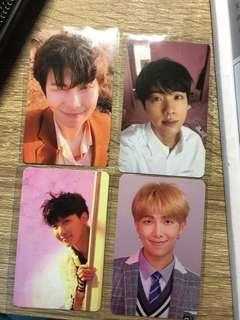 Bts love yourself official pcs