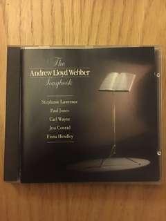 The Andrew Lloyd Webber Songbook | CD |  UK Edition 🇬🇧