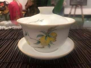 Tea cup ( hand drawing)