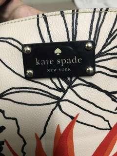 Kate Spade Tahitian print tote bag